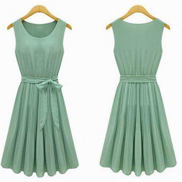 Úžasné elegantní šatičky, zelené
