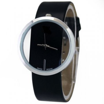 Originální hodinky, černá